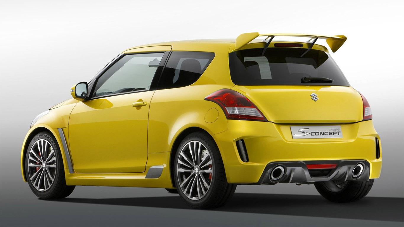 Dream Fantasy Cars-Suzuki Swift Sport 2012