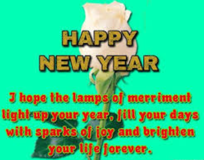 happy new year images background
