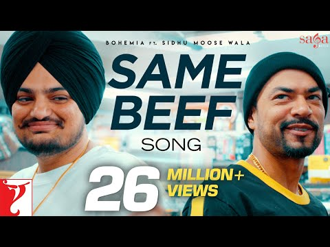 Bohemia Ft. Sidhu Moose Wala new punjabi 2019 song same beef weekly rating