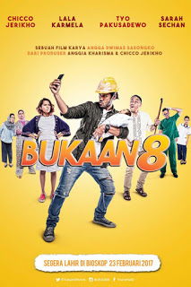 Download film bukaan 8 (2017) full movies