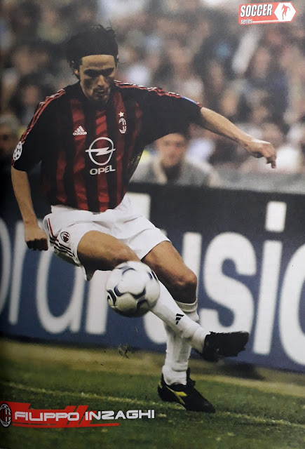 PIN UP FILIPPO INZAGHI
