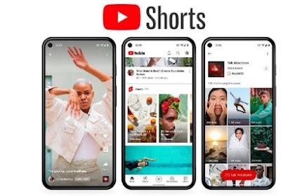 Cara Mudah Membuat YouTube Shorts