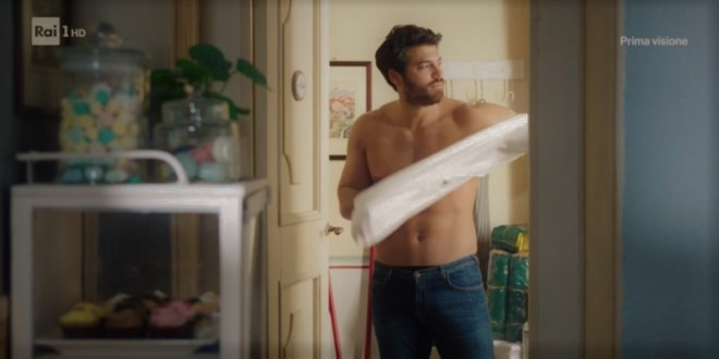CAN YAMAN in CHE DIO CI AIUTI 6 on March 11, photos and video from the promo of Rai 1