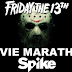 Spike TV Hosting Film Marathon On Friday The 13th!