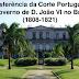 Transferência da Corte Portuguesa para o Brasil em 1808