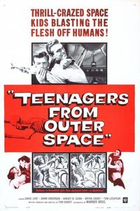 Watch Teenagers From Outer Space Online Free in HD