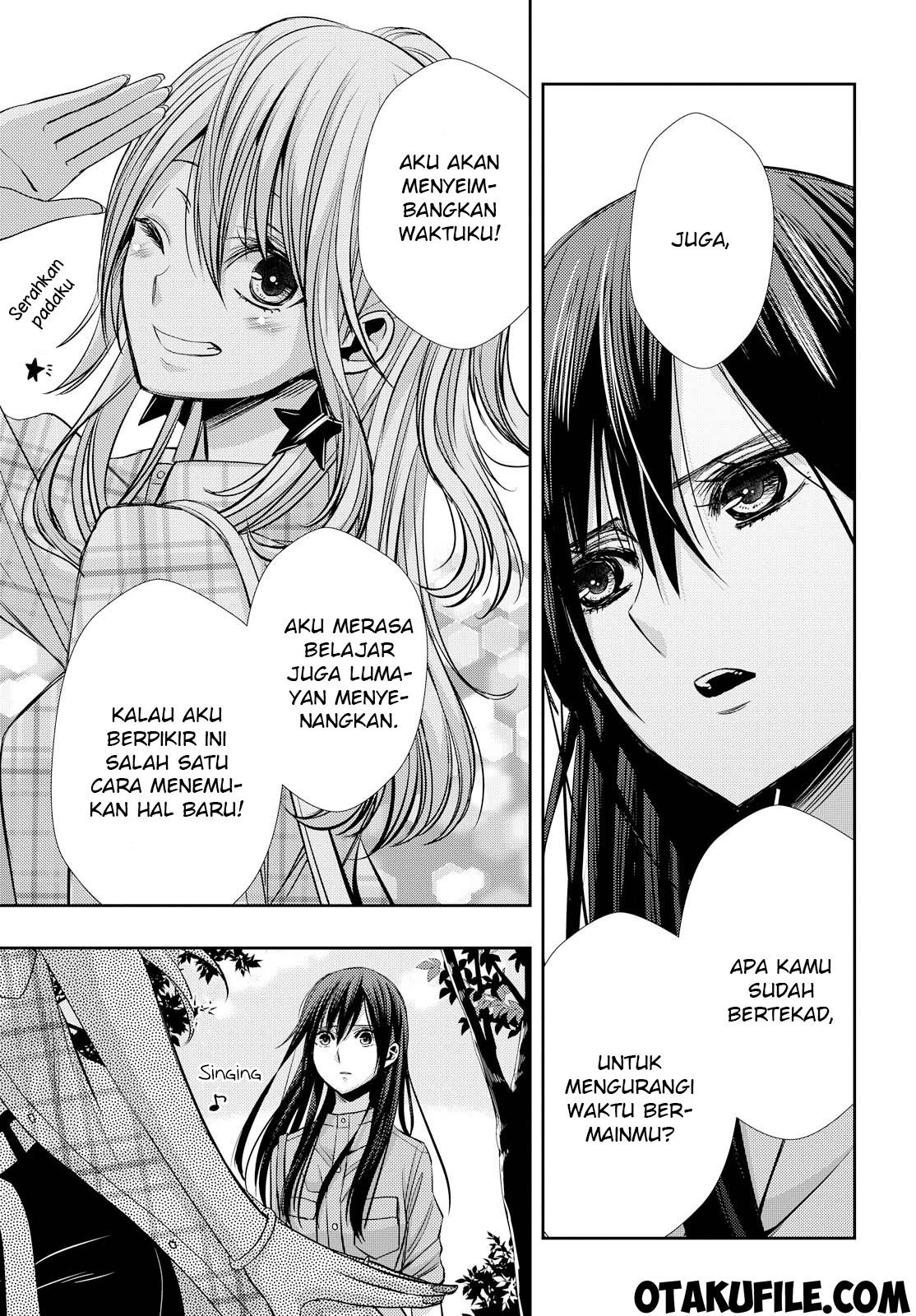 Manga Citrus Chapter 35 Bahasa Indonesia