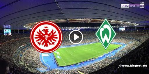 مشاهدة ملخص مباراة فيردر بريمن وآينتراخت فرانكفورت بث مباشر كورة ستار 03-06-2020 kora star
