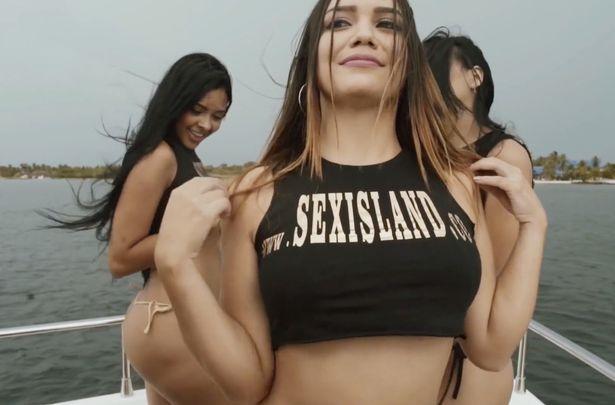 Dice ser virgen y recaudó fondos para irse a isla del sexo
