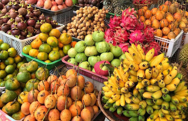 the list of Indonesian fruits