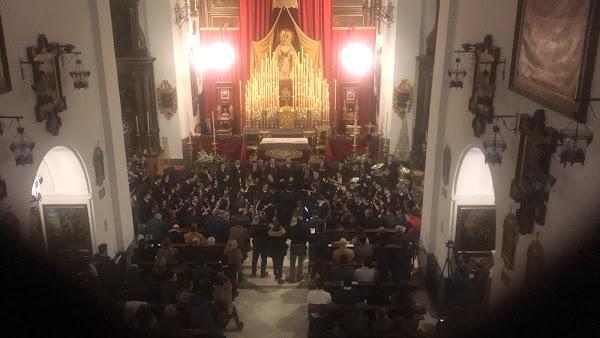 Así suena el estreno de la marcha de la coronación de la Paz de Córdoba