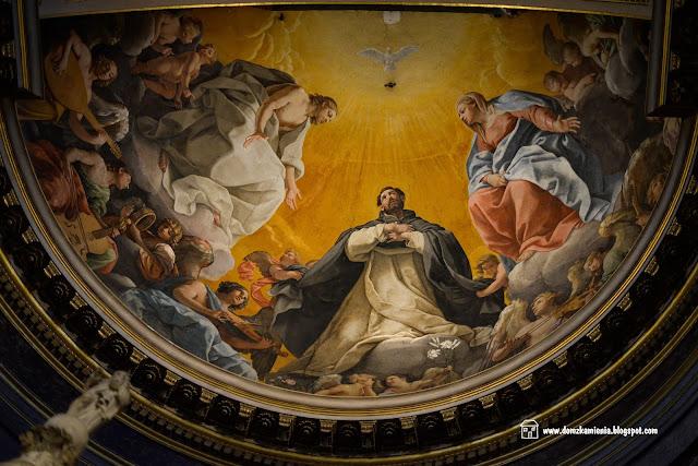 święty Dominik w Bolonii