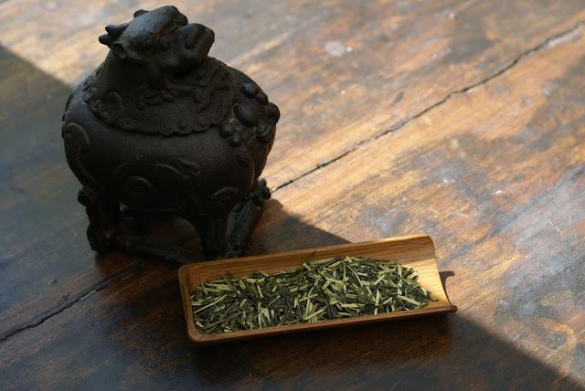 brule parfum japonais ancien