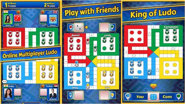 Ludo King - أفضل ألعاب أندرويد و أيفون 2020 بدون أنترنت: أحسن 20 لعبة فيديو تعمل أوفلاين بدون نت.