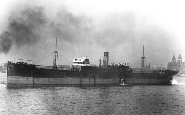 British freighter Induna 30 March 1942worldwartwo.filminspector.com