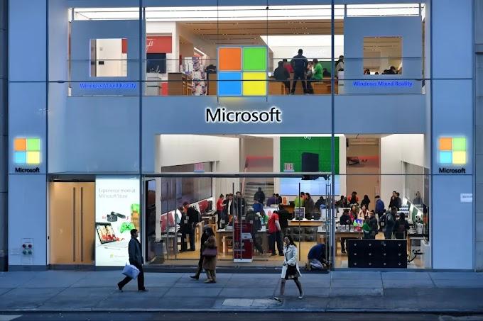 Microsoft sessizce perakende satışlara geri dönüyor