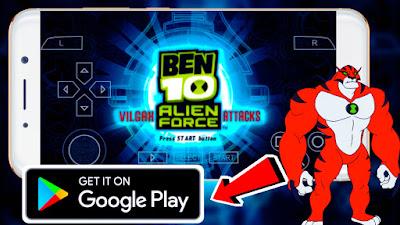 Ben 10 Vilgax Attacks Game Download