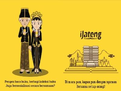 iJateng-Aplikasi-Perpustakaan-Online-Jawa-Tengah