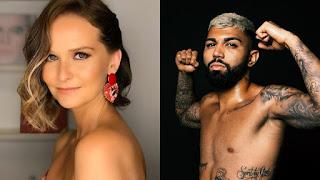 Gabigol e Fernanda Rodrigues trocam farpas sobre BBB e Covid-19 na web