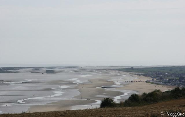 Vista Panoramica su Gold Beach