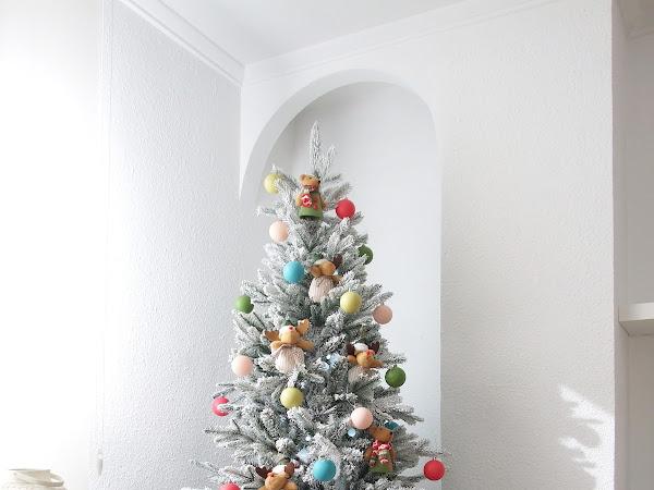 Nuestro árbol de navidad 2018