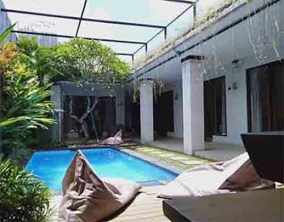 Freehold Villa Sale Padonan Canggu Bali
