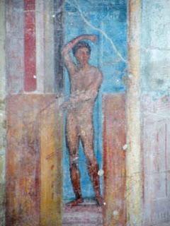 Antigua ducha griega