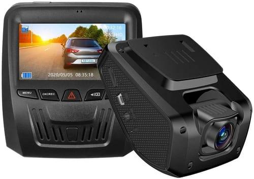 Welcam Full HD Dash Cam Dashboard Car Camera