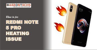Redmi note 5 pro heating issue