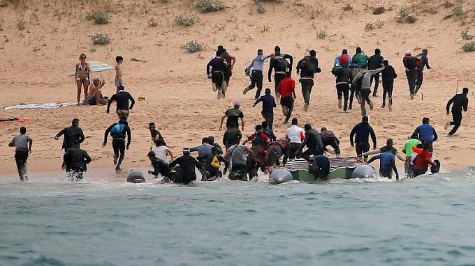 Revelan pagos ocultos de España a Marruecos para que éste detenga la inmigración ilegal hacia la península.