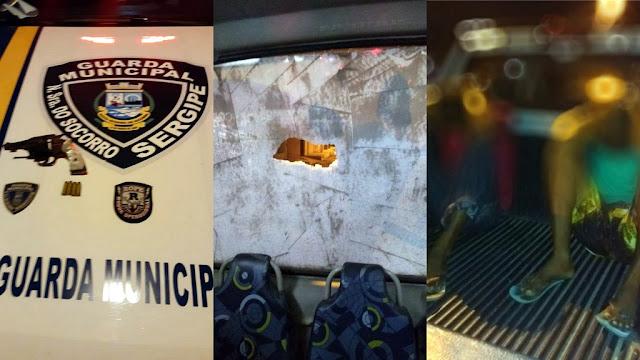 Guarda de Socorro prendeu quatro pessoas na segunda-feira