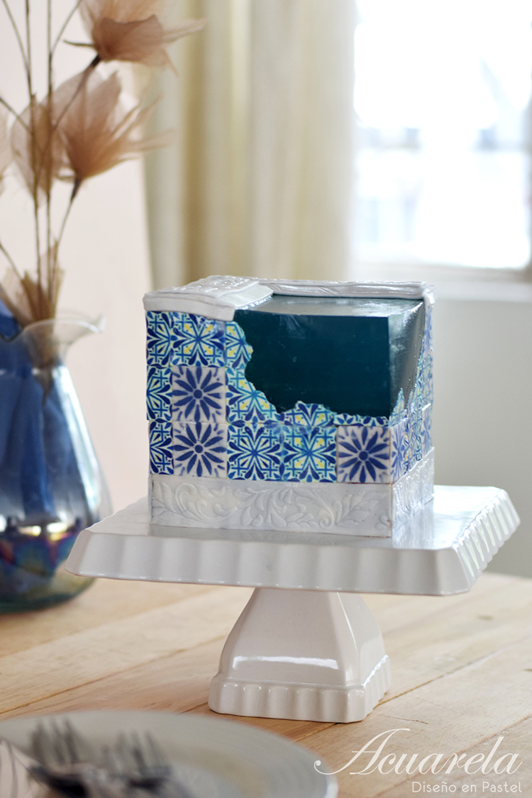 Jelly Cake: El Agua de la Vida