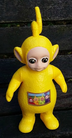 Teletubbies Tickle and Glow Laa-Laa