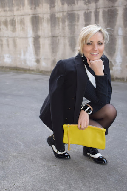 outfit borsa gialla come abbinare una borsa gialla how to wear yellow bag how to combine yellow bag