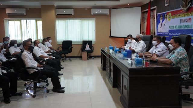 43 Pejabat di Kota Kupang Jalani Tes Urine di Hari Anti Narkoba Internasional (HANI).lelemuku.com.jpg
