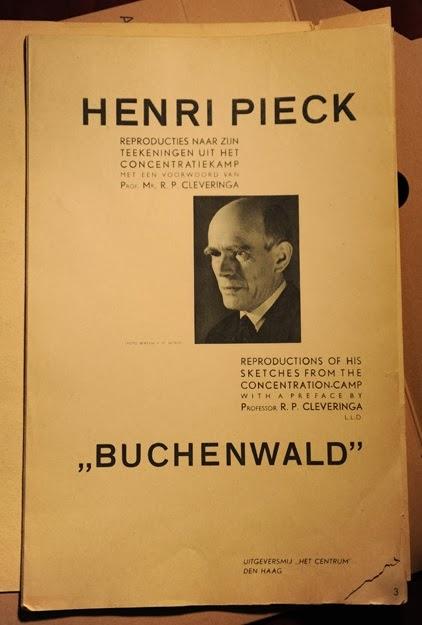 The Beret Project: Henri Pieck
