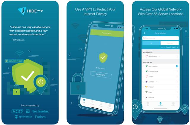افضل تطبيق VPN مجاني للايفون 2020