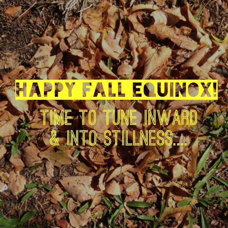Fall Equinox Wishes Images