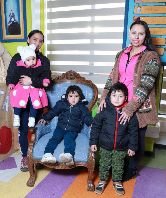 Programa de acompañamiento mixto para niños en contextos vulnerables