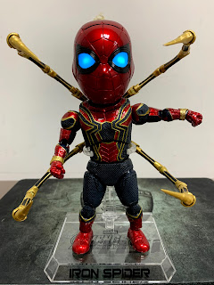 EAA-060 復仇者聯盟 : 無限之戰 鋼鐵蜘蛛人