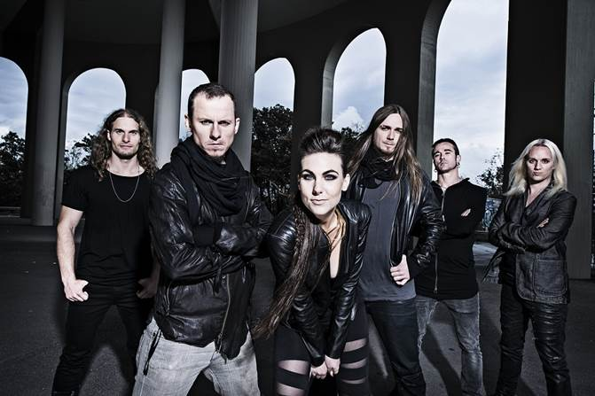 DOWNLOAD Discografia- Amaranthe (2009-2016) | The Book of