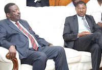 Don't JOKE with RAILA ODINGA – WETANGULA forced to eat humble pie after saying NASA is dead! Asks for forgiveness