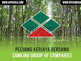 Jawatan Kosong di Samling Group of Companies