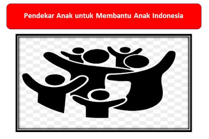 Jadi Pendekar Anak untuk Membantu Anak Indonesia