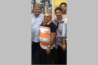 Guarabira: Jáder deixa grupo do PSDB para ser vice do PDT; situação não teve voto dele em 2016
