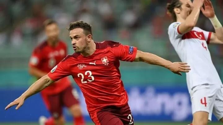 Lyon reach agreement with Liverpool over Shaqiri transfer