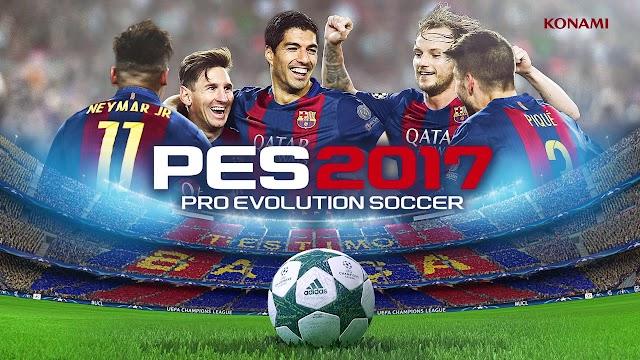 PES 2017 Online Crack Download