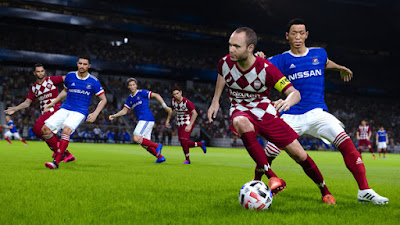 eFootball PES 2021 Gameplay