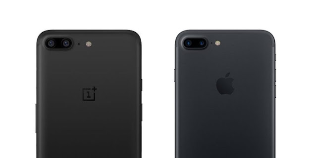 OnePlus-5-iPhone-7-plus-sous-android