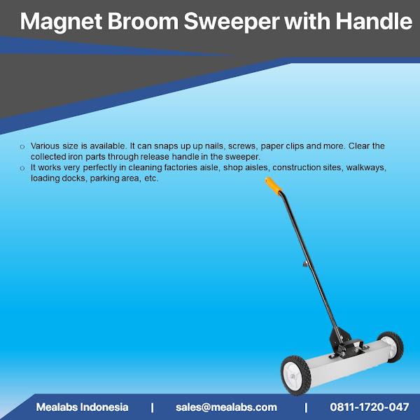 1120 Series Magnetic Broom Sweeper